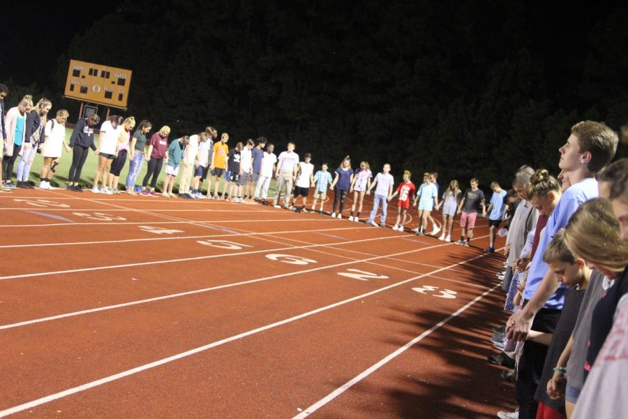 Fields of Faith Brings Students Together
