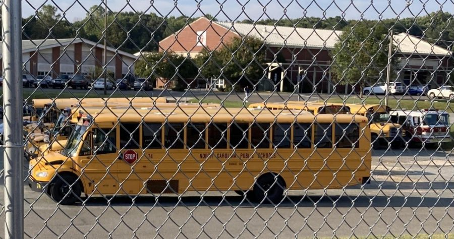 Late buses at OHS